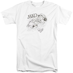 Mad - Mens Sketch Tall T-Shirt