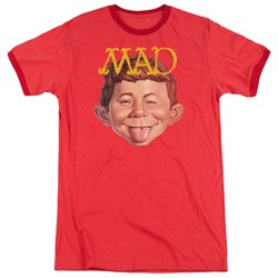 Mad - Mens Absolutely Mad Ringer T-Shirt