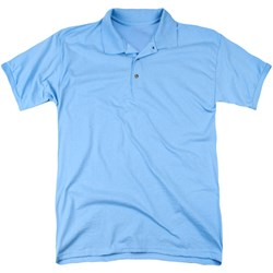 Gilmore Girls - Mens Lukes Connecticut (Back Print) Polo