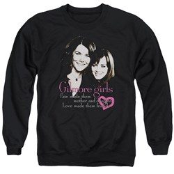 Gilmore Girls - Mens Title Sweater