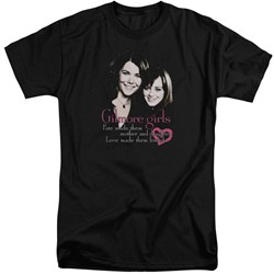 Gilmore Girls - Mens Title Tall T-Shirt