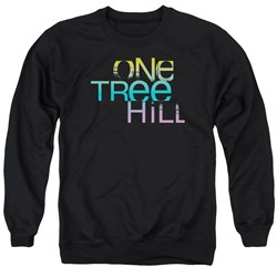 One Tree Hill - Mens Color Blend Logo Sweater