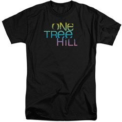 One Tree Hill - Mens Color Blend Logo Tall T-Shirt