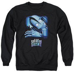 Iron Giant - Mens Giant And Hogarth Sweater