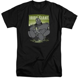 Iron Giant - Mens Helping Hand Tall T-Shirt