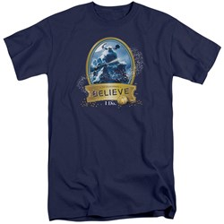 Polar Express - Mens True Believer Tall T-Shirt