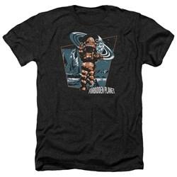 Forbidden Planet - Mens Robby Walks Heather T-Shirt