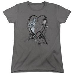 Corpse Bride - Womens Runaway Groom T-Shirt