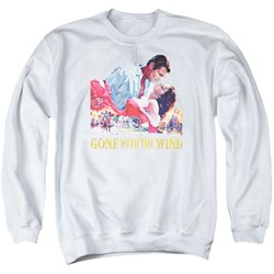 Gone With the Wind - Mens On Fire Sweater