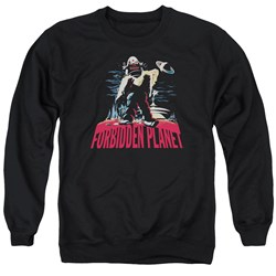 Forbidden Planet - Mens Robby And Woman Sweater