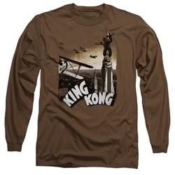 King Kong - Mens Final Battle Long Sleeve T-Shirt