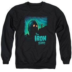 Iron Giant - Mens Look To The Stars Sweater