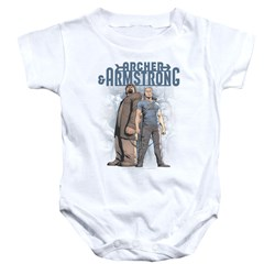 Archer & Armstrong - Toddler Two Against All Onesie