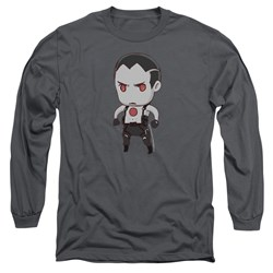 Bloodshot - Mens Chibi Long Sleeve T-Shirt