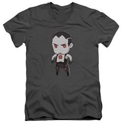 Bloodshot - Mens Chibi V-Neck T-Shirt
