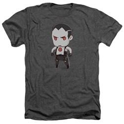 Bloodshot - Mens Chibi Heather T-Shirt