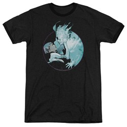 Doctor Mirage - Mens Circle Mirage Ringer T-Shirt