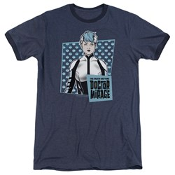 Doctor Mirage - Mens Good Doctor Ringer T-Shirt