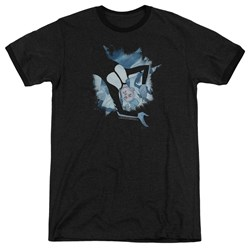 Doctor Mirage - Mens Mirage Burst Ringer T-Shirt