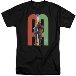 Archer & Armstrong - Mens Back To Bak Tall T-Shirt