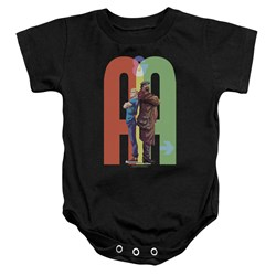 Archer & Armstrong - Toddler Back To Bak Onesie