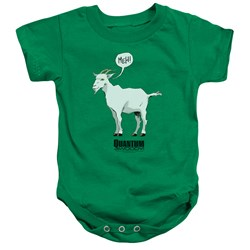 Quantum And Woody - Toddler Meh Onesie