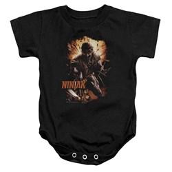 Ninjak - Toddler Fiery Ninjak Onesie