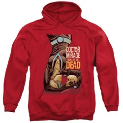 Doctor Mirage - Mens Talks To The Dead Pullover Hoodie