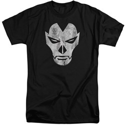 Shadowman - Mens Face Tall T-Shirt