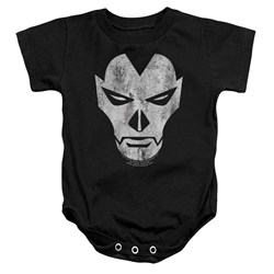 Shadowman - Toddler Face Onesie