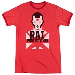 Rai - Mens Protector Ringer T-Shirt