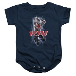 Rai - Toddler Leap And Slice Onesie