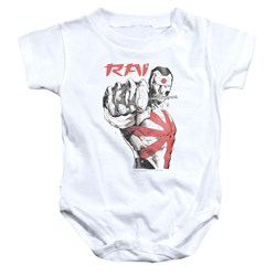 Rai - Toddler Sword Drawn Onesie