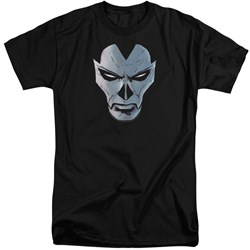 Shadowman - Mens Comic Face Tall T-Shirt
