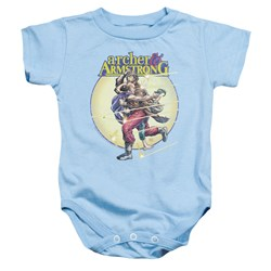 Archer & Armstrong - Toddler Vintage A & A Onesie