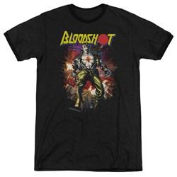 Bloodshot - Mens Vintage Bloodshot Ringer T-Shirt