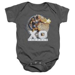 Xo Manowar - Toddler Vintage Manowar Onesie