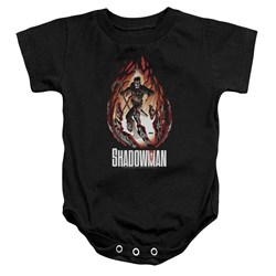 Shadowman - Toddler Burst Onesie