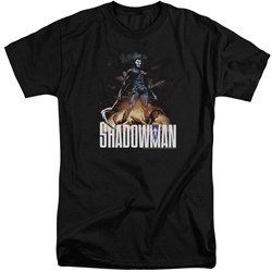 Shadowman - Mens Shadow Victory Tall T-Shirt
