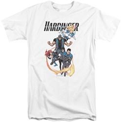 Harbinger - Mens Vertical Team Tall T-Shirt