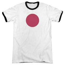 Bloodshot - Mens Spot Ringer T-Shirt