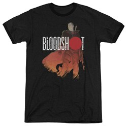 Bloodshot - Mens Taking Aim Ringer T-Shirt