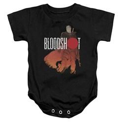 Bloodshot - Toddler Taking Aim Onesie