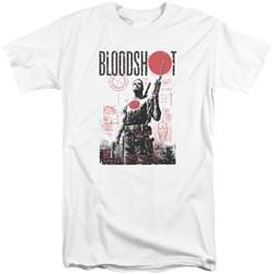 Bloodshot - Mens Death By Tech Tall T-Shirt