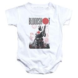 Bloodshot - Toddler Death By Tech Onesie