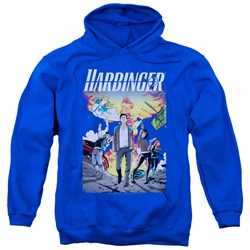 Harbinger - Mens Foot Forward Pullover Hoodie