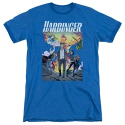 Harbinger - Mens Foot Forward Ringer T-Shirt