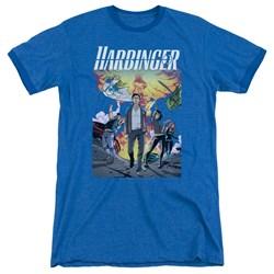 Harbinger - Mens Foot Forward Ringer T-Shirt