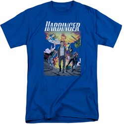 Harbinger - Mens Foot Forward Tall T-Shirt