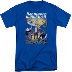 Harbinger - Mens Foot Forward Tall T-Shirt